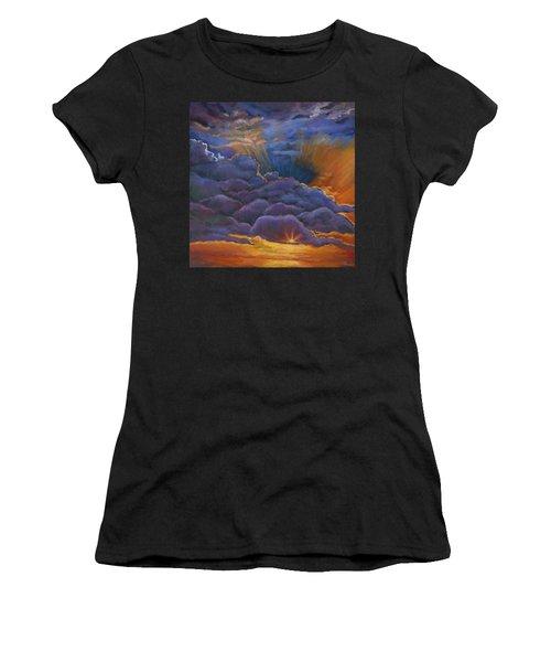 Welcome The Night Women's T-Shirt