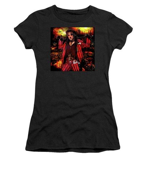 Welcome To My Nightmare Women's T-Shirt