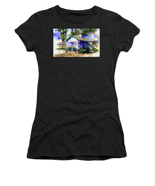 Welcome Window Women's T-Shirt