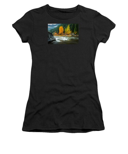 Wenatchee Riverside Women's T-Shirt (Athletic Fit)