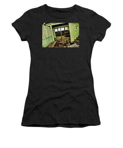 Westbend Women's T-Shirt (Junior Cut) by Ryan Crouse