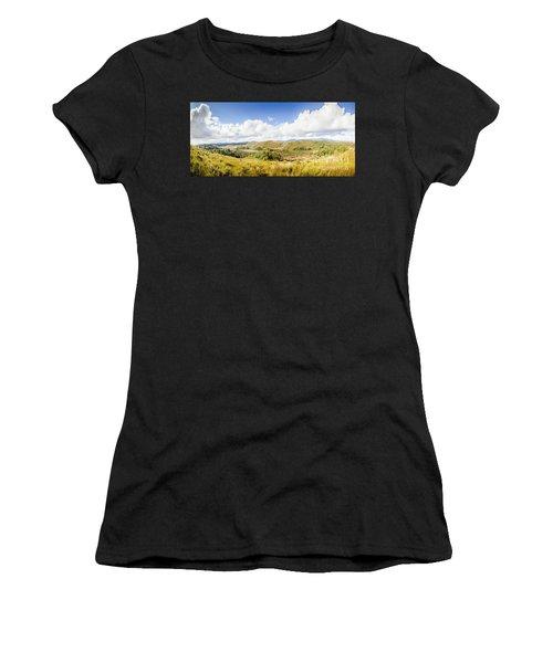 Western Tasmania Panorama Women's T-Shirt