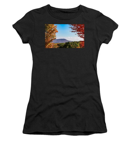 Westhampton View Of Mount Tom Women's T-Shirt