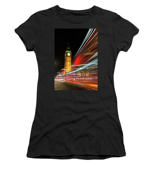 Westminster Women's T-Shirt (Athletic Fit)