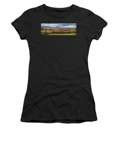 Westmore Overlook Women's T-Shirt (Athletic Fit)