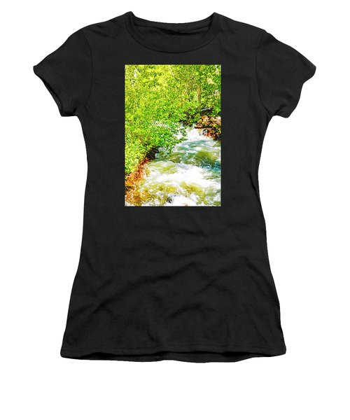 Wet Color Women's T-Shirt