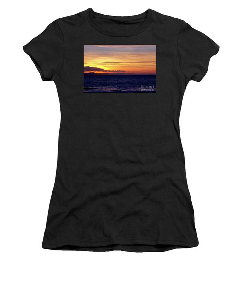 Weymouth To Purbeck Women's T-Shirt (Athletic Fit)