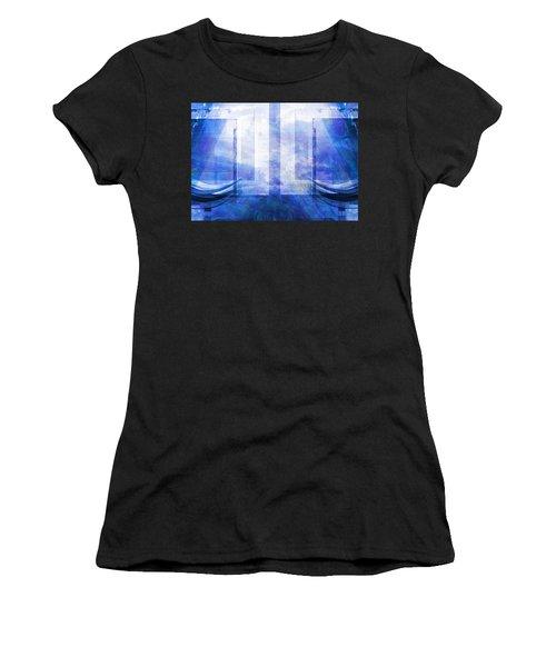 Whales Talking Women's T-Shirt