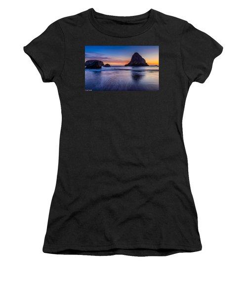 Whaleshead Beach Sunset Women's T-Shirt