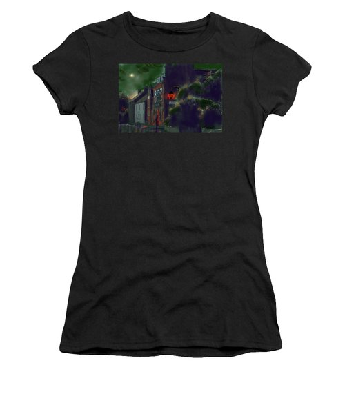 What If Grimshaw Came To Kilham Women's T-Shirt