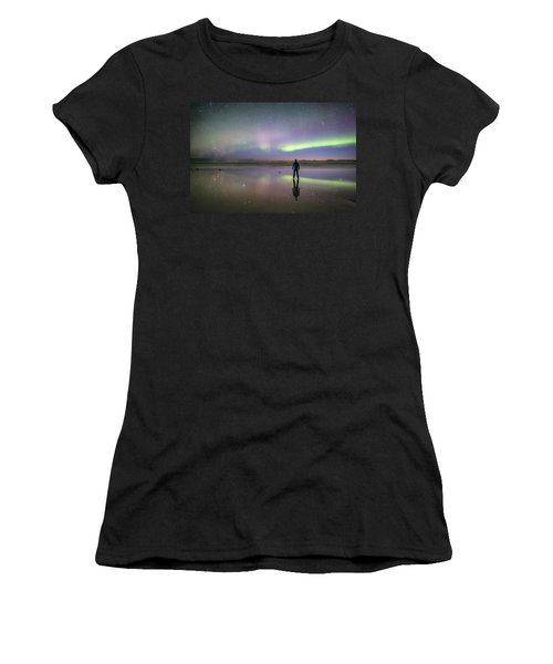 What Is Up And Down? Women's T-Shirt
