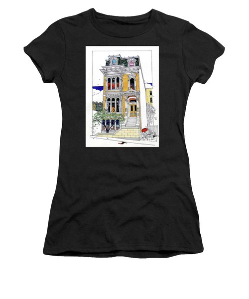 What's In Your Window? Women's T-Shirt (Athletic Fit)