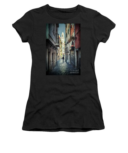 When All Is Quiet Women's T-Shirt