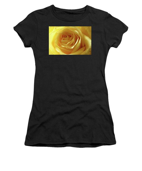 When I Think Of You Women's T-Shirt (Athletic Fit)