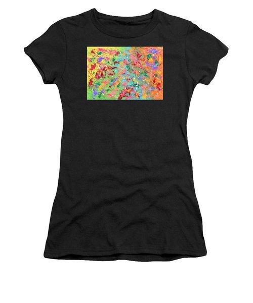 When Pollock Was Happy Women's T-Shirt
