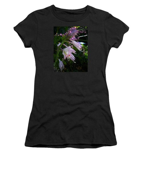 When The Fairies Come Out At Night Women's T-Shirt