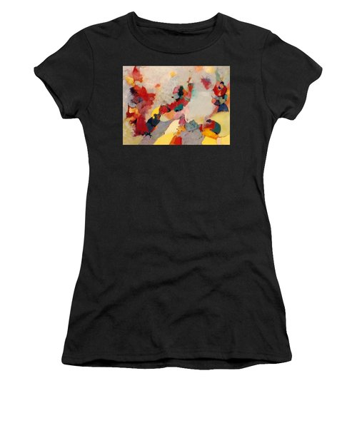 Where There Is Smoke Women's T-Shirt (Athletic Fit)