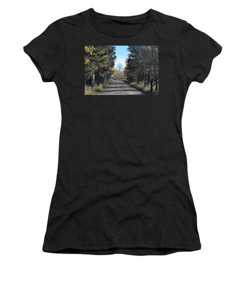 Cr 511 Divide Co Women's T-Shirt