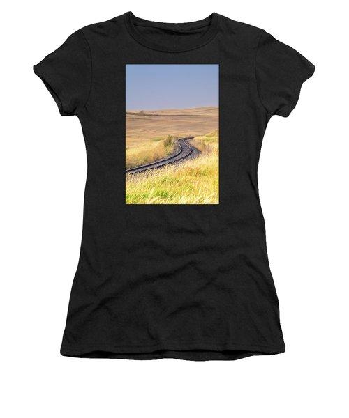 Where To? Women's T-Shirt