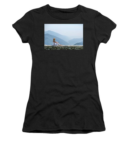 Where You Touch The Sky Women's T-Shirt