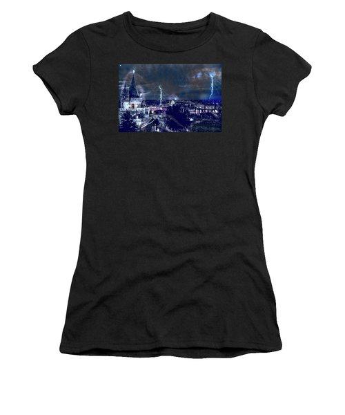 Whimsical Budapest Women's T-Shirt