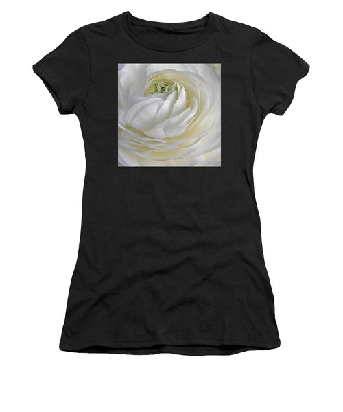 White As Snow Women's T-Shirt (Athletic Fit)