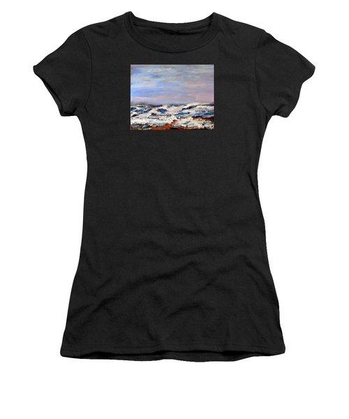 White Caps Women's T-Shirt