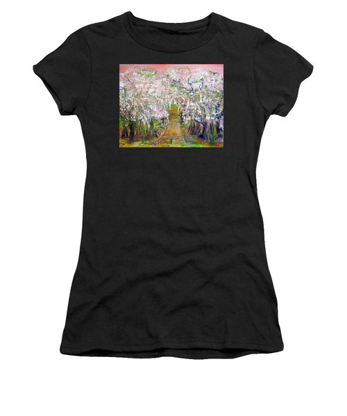 White Delight Women's T-Shirt