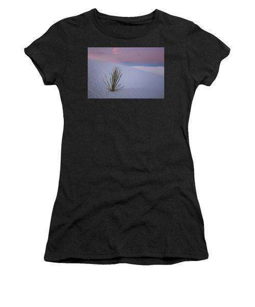 White Dunes Women's T-Shirt