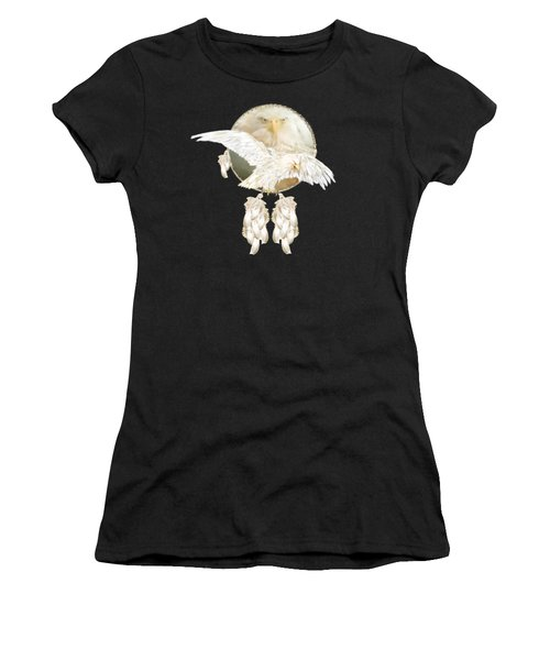 White Eagle Dreams Women's T-Shirt
