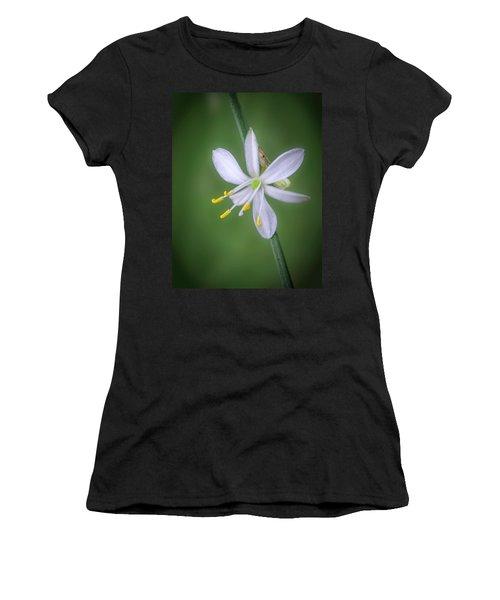 White Flower Women's T-Shirt