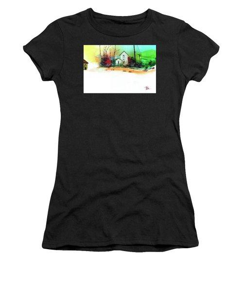 White Houses Women's T-Shirt