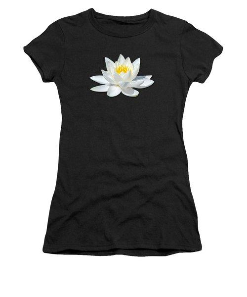White Lily 2 Women's T-Shirt