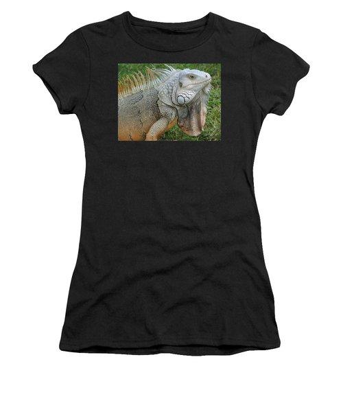 White Lizard Women's T-Shirt