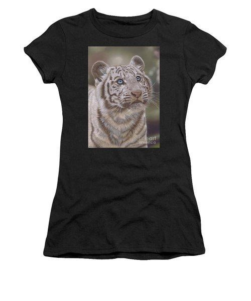 White Mischief Women's T-Shirt