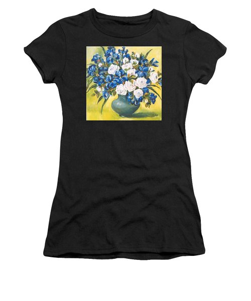 White Roses Women's T-Shirt