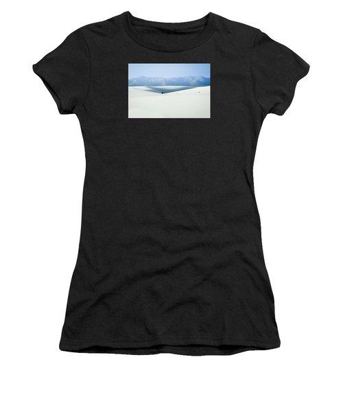 White Sands, New Mexico Women's T-Shirt