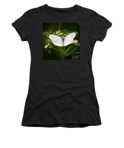 White Wings Of Wonder Women's T-Shirt