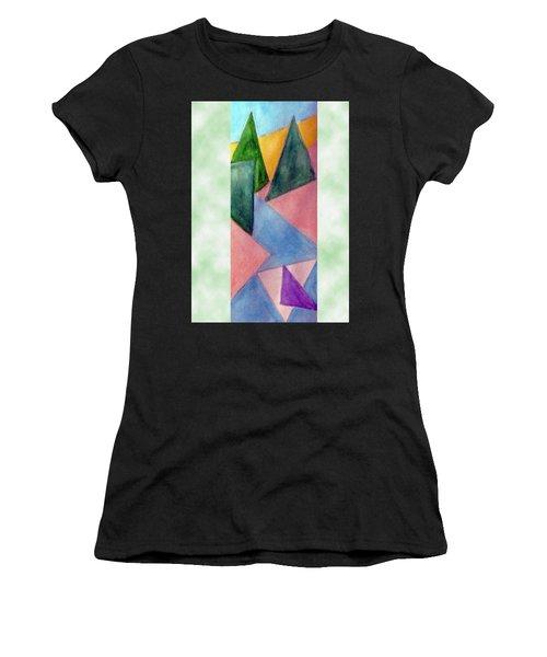 Whitewater Raft Women's T-Shirt
