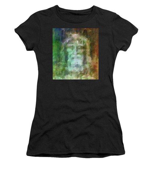 Who Do Men Say That I Am - The Shroud Women's T-Shirt