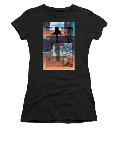 Who Doesn't Stop Till Dawn Women's T-Shirt (Athletic Fit)