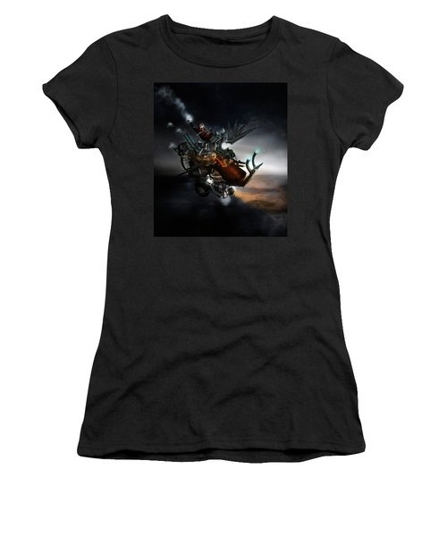 Who Knew What Snails Can Do Women's T-Shirt