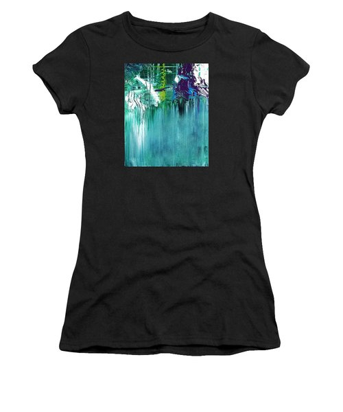 Whoosh Women's T-Shirt (Athletic Fit)
