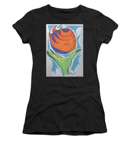 Wicket Fireball Women's T-Shirt