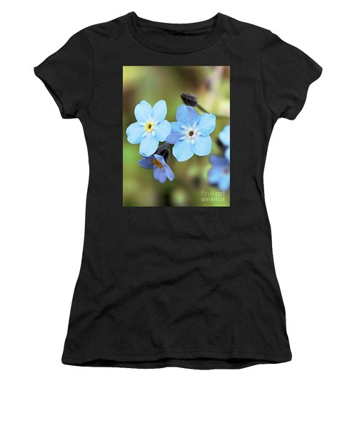 wild and Beautiful 4 Women's T-Shirt (Athletic Fit)