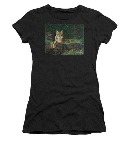 The Ever Watchful Lynx Women's T-Shirt