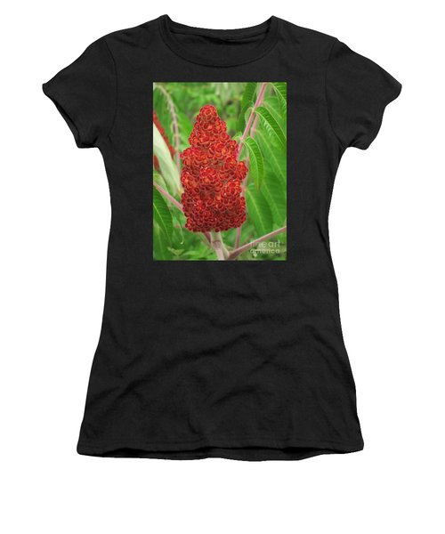Wild Flowers 11 Women's T-Shirt (Athletic Fit)