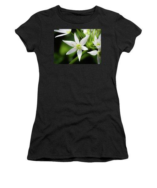 Wild Garlic Flower Women's T-Shirt