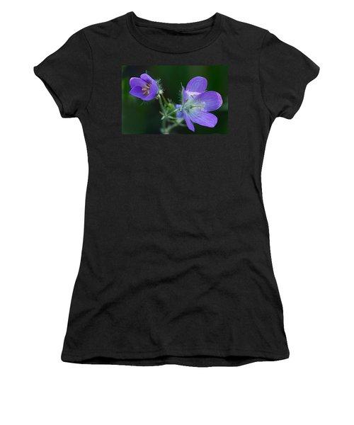 Wild Geraniums Women's T-Shirt