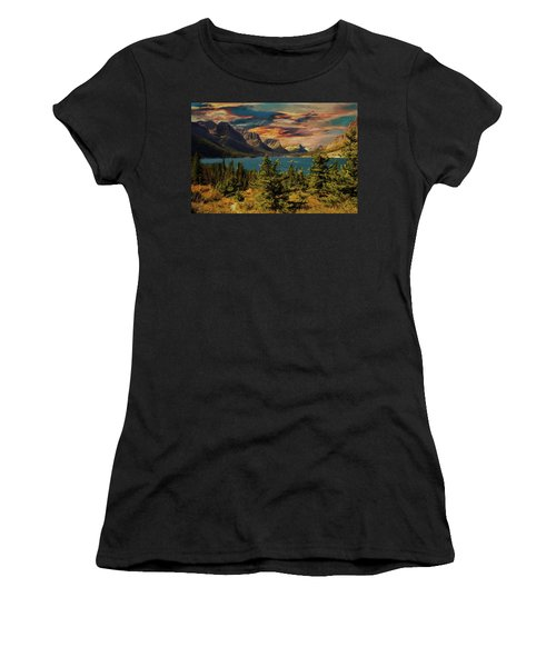 Wild Goose Island Gnp. Women's T-Shirt (Athletic Fit)